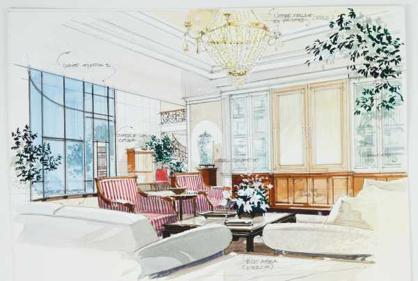 Working with a skilled professional interior design expert can often be reasonably priced